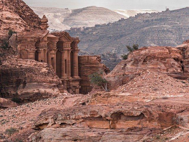 Jordania wczasy nad morzem martwym