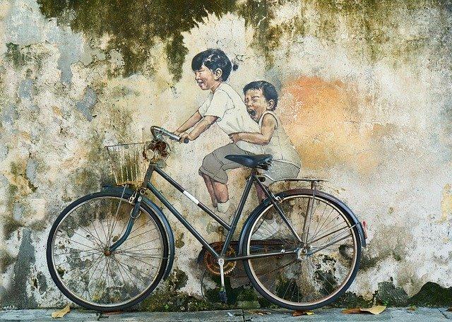 zasady jazdy na rowerze